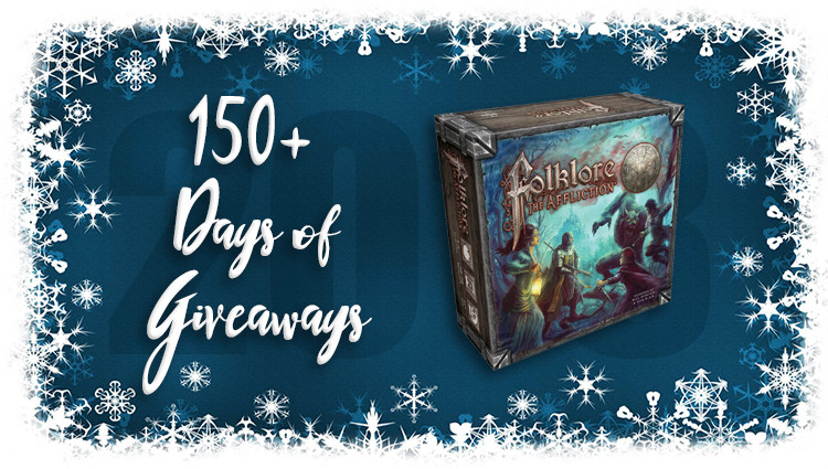 Folklore: The Affliction Game Giveaway