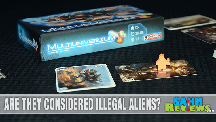 Multiuniversum Card Game Overview