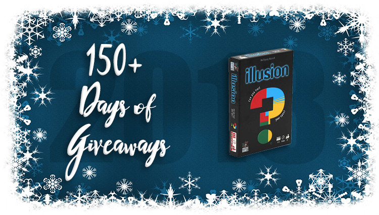 Illusion Game Giveaway
