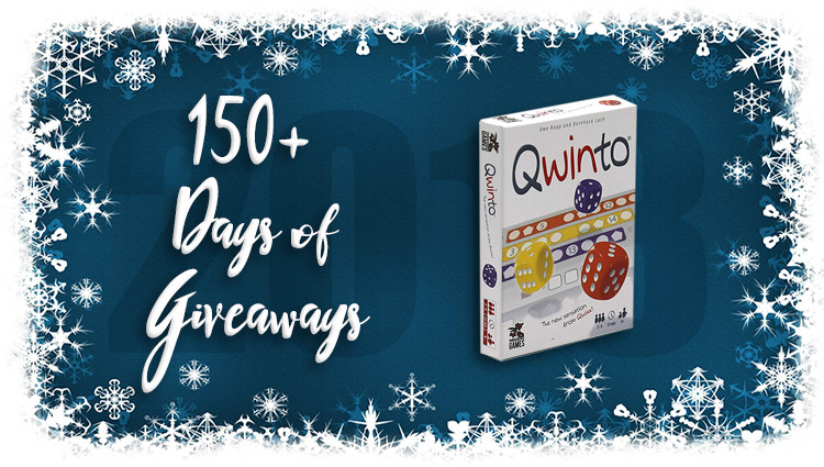 Qwinto Game Giveaway