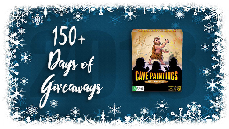 Cave Paintings Game Giveaway