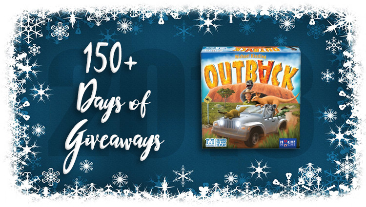 Outback Game Giveaway