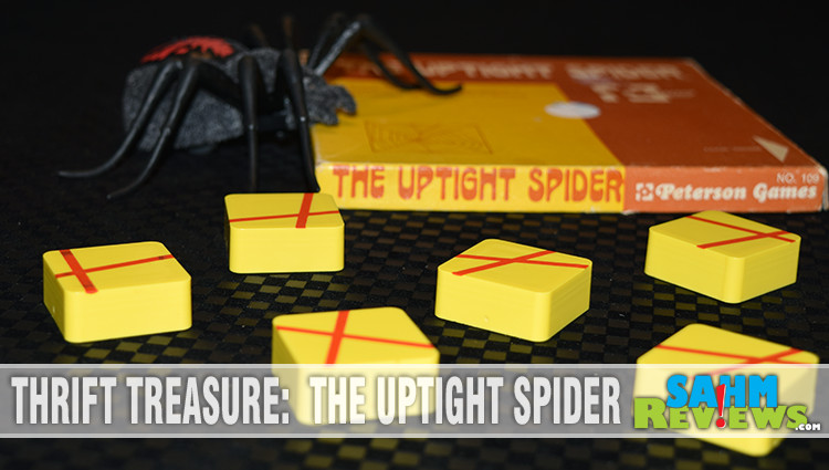 Thrift Treasure: The Uptight Spider
