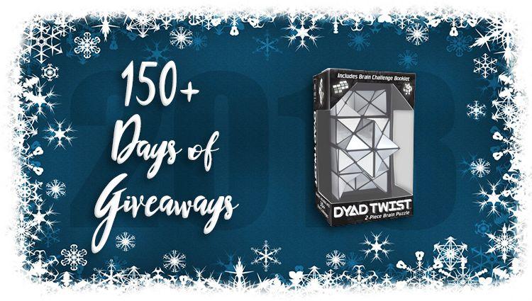 Dyad Twist Puzzle Giveaway