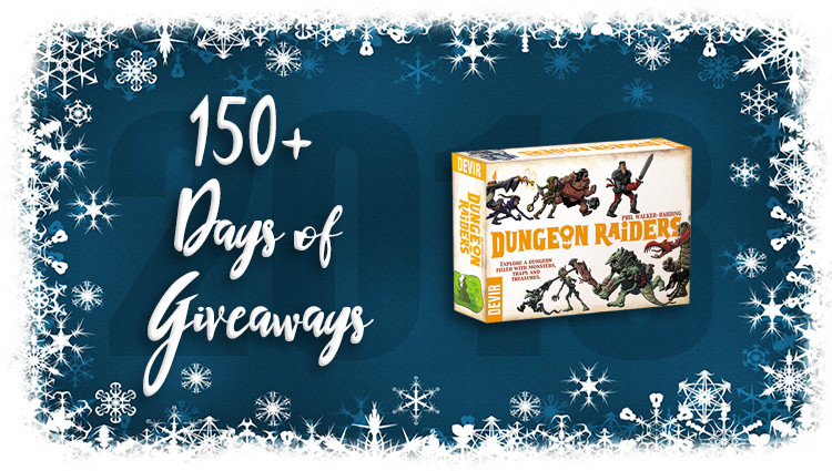 Dungeon Raiders Game Giveaway