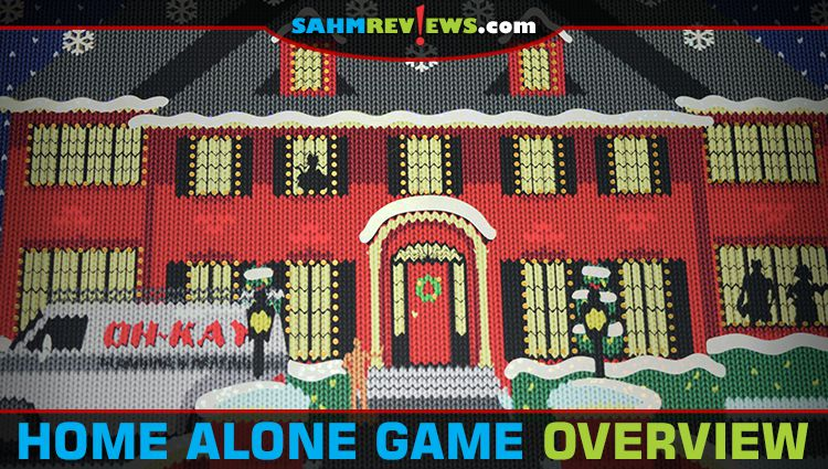 Home Alone Card Game Overview