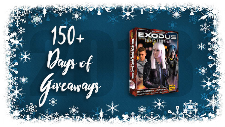 Exodus: Paris Nouveau Game Giveaway