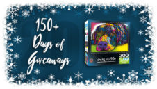 Dean Russo Dog Puzzle Giveaway