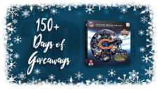 NFL Helmet-Shaped Puzzle Giveaway