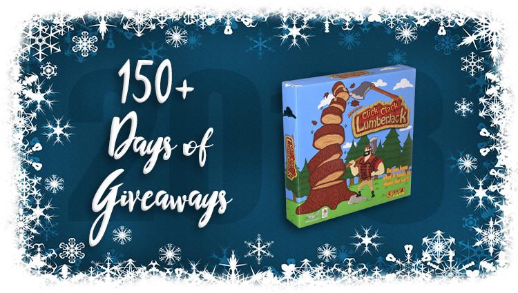 Click Clack Lumberjack Game Giveaway