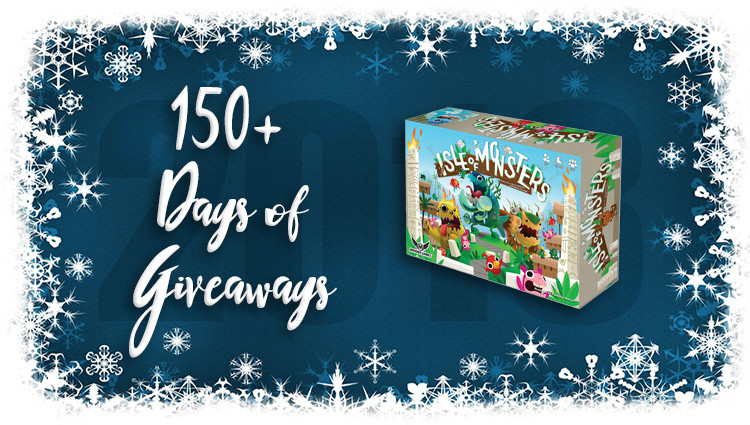 Isle of Monsters Game Giveaway