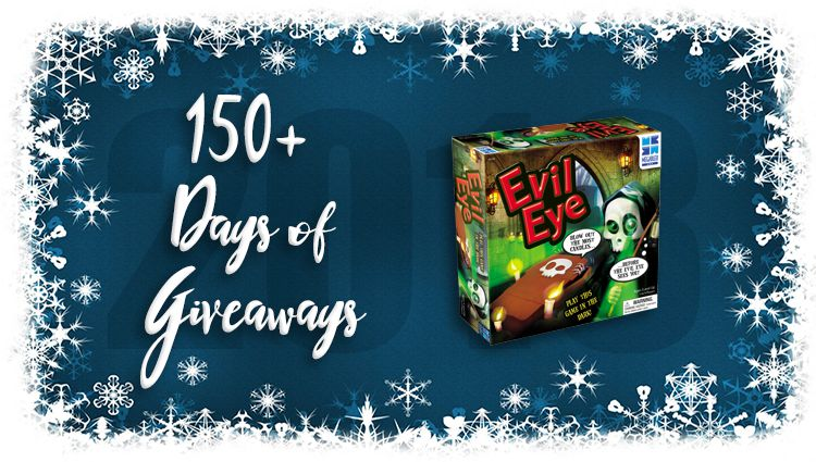 Evil Eye Game Giveaway