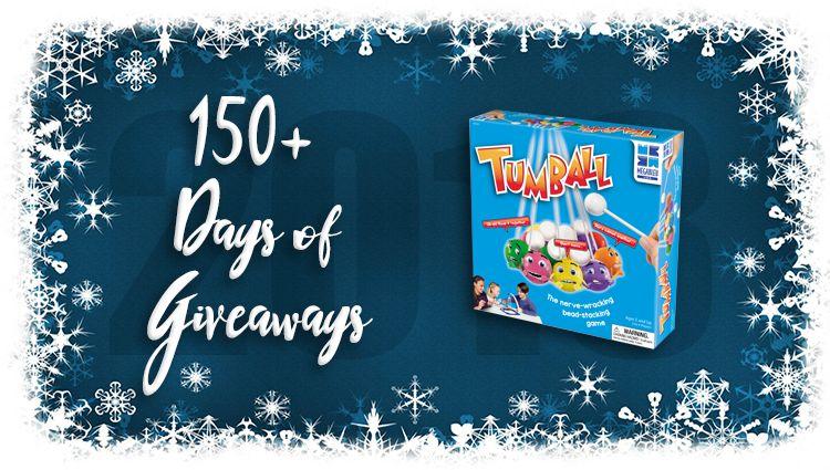 Tumball Game Giveaway