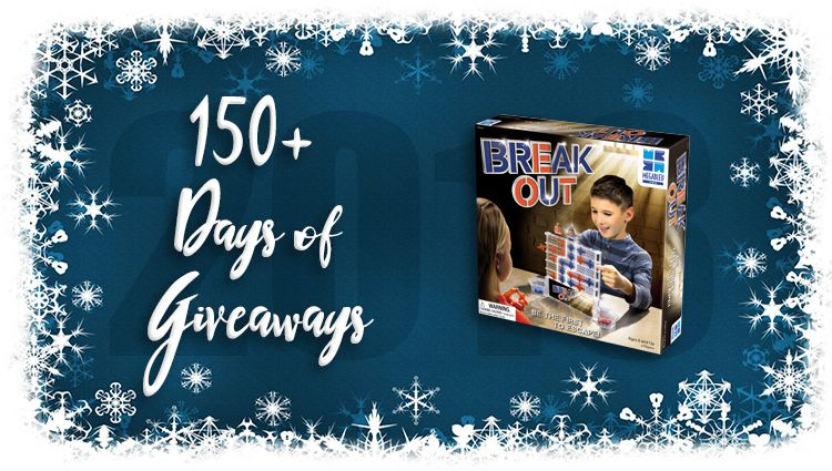 Break Out Game Giveaway