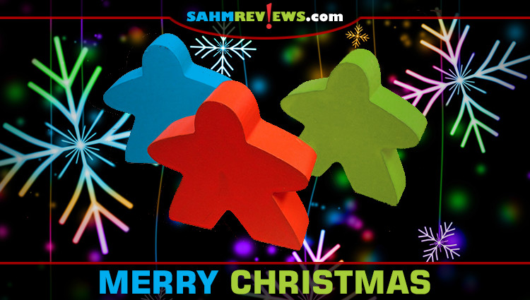 Merry Christmas from SahmReviews!