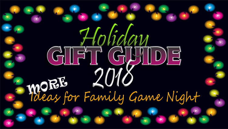 Stock Up Even More This Christmas with Games for Family Game Night