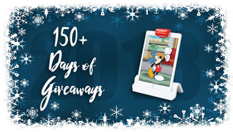 OSMO Super Studio Mickey Mouse & Friends Giveaway