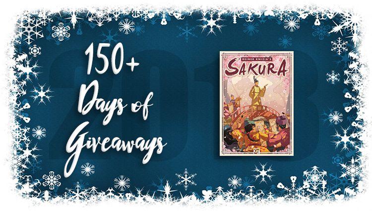 Sakura Game Giveaway