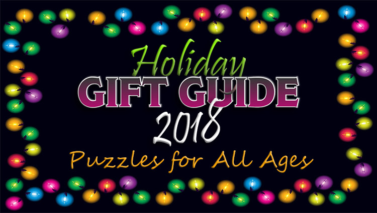 Keep the Family Busy Through the New Year with These Puzzles for All Ages