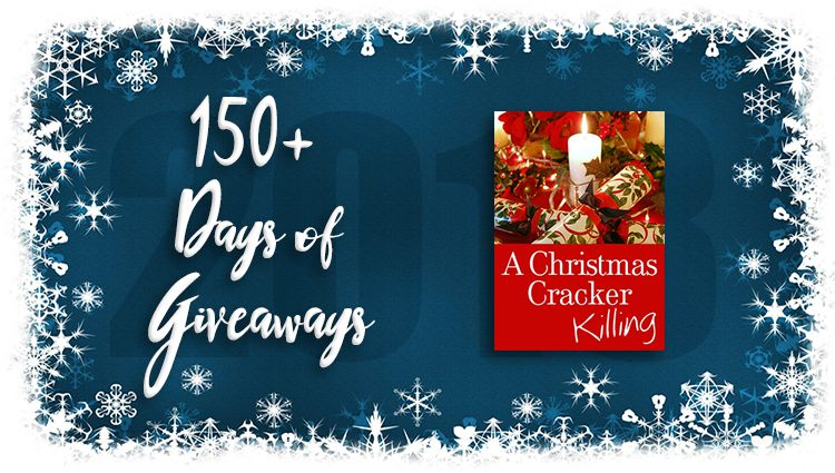 A Christmas Cracker Killing Game Giveaway