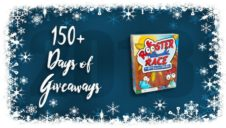 Rooster Race Game Giveaway