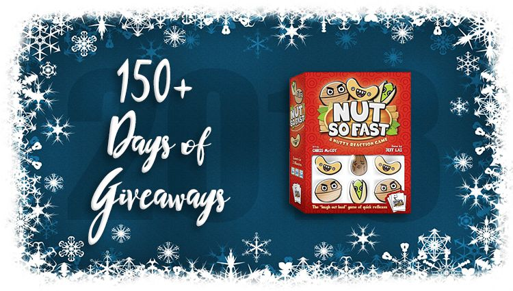 Nut So Fast Game Giveaway