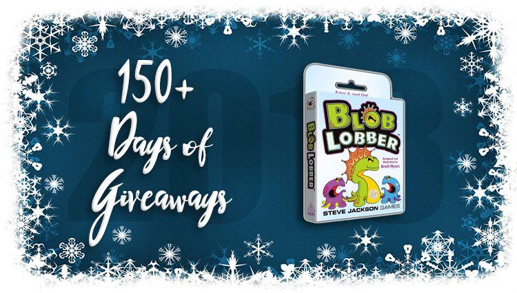 Blob Lobber Game Giveaway