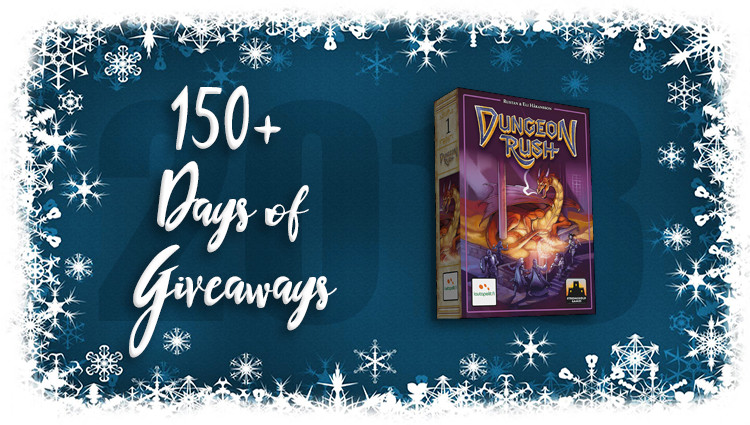Dungeon Rush Game Giveaway