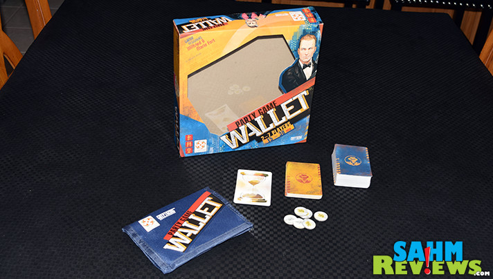Another gangster-related game has found its way to our game table. Find out what we thought about Wallet by Cryptozoic Entertainment! - SahmReviews.com