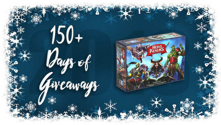 Hero Realms Game Giveaway