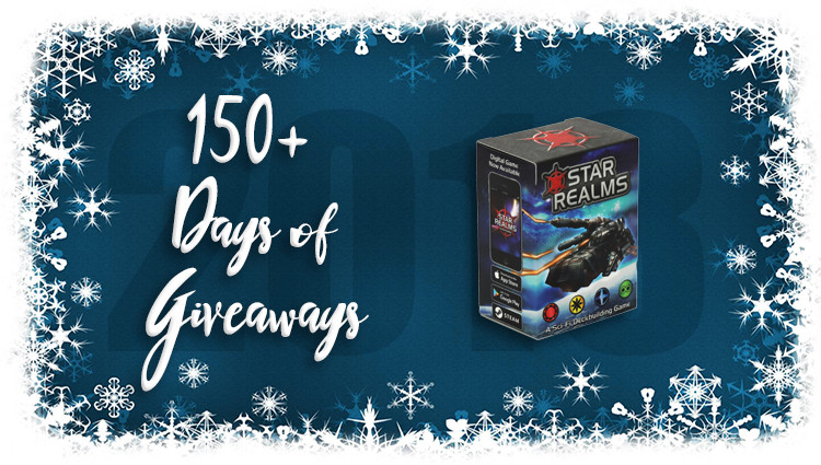 Star Realms Game Giveaway