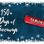 In conjunction with our holiday gift guides filled with gift ideas for everyone on your list, we're having a mega giveaway with over 150 days of prizes!