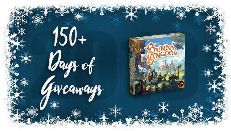 Bunny Kingdom Game Giveaway