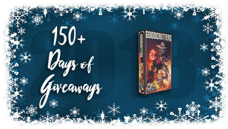 Goodcritters Game Giveaway