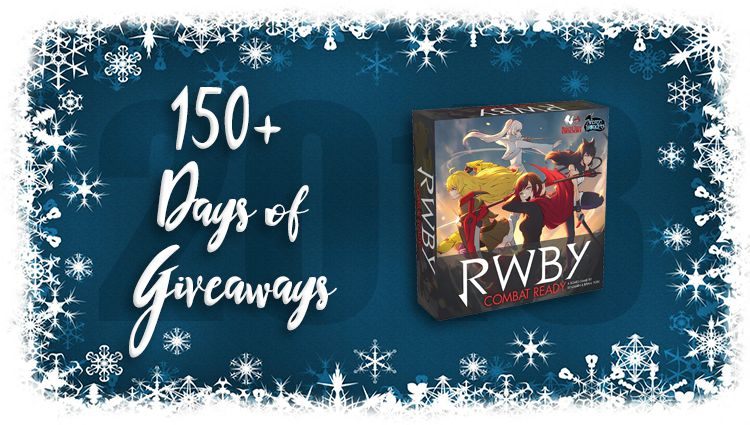 RWBY: Combat Ready Game Giveaway