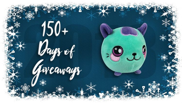 Squeezamals Plush Giveaway