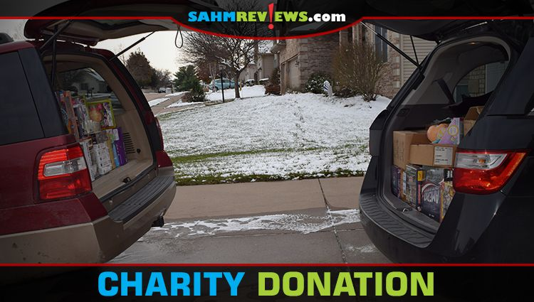 2018 Holiday Charity Drive Update: $20K!