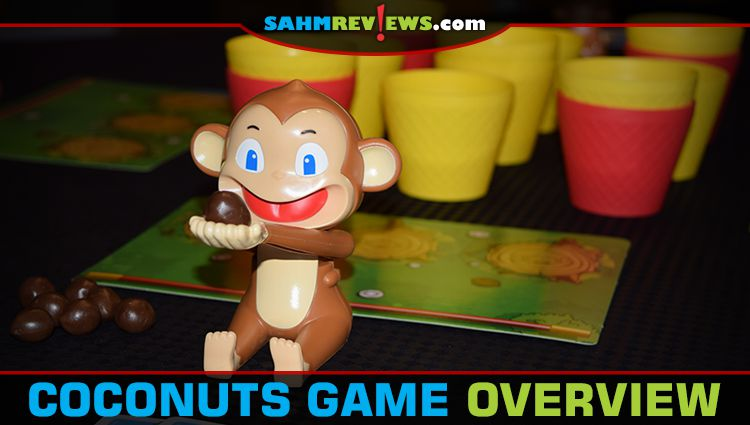 Coconuts Dexterity Game Overview