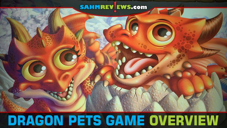 Dragon Pets Matching Game Overview