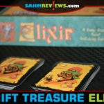 Mayfair Games' Elixir was this week's thrift store find. We got it at a bargain considering the high prices being asked for it on eBay! - SahmReviews.com