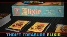 Thrift Treasure: Elixir Card Game