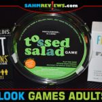 We love all kinds of games, including those that you wouldn't dare play with your kids. Today we take a look at the new lineup by Games Adults Play! - SahmReviews.com