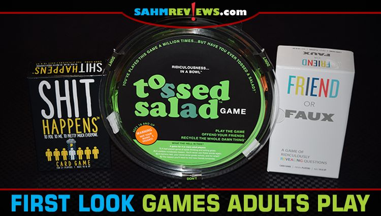 First Look: Games Adults Play