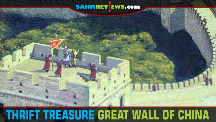 Thrift Treasure: Great Wall of China