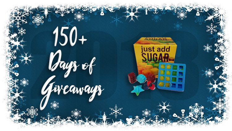 Just Add Sugar Science Kit Giveaway