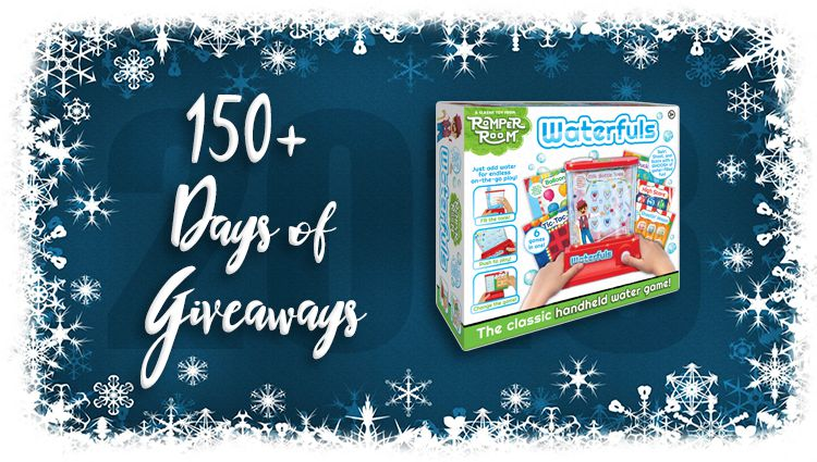Waterfuls Toy Giveaway