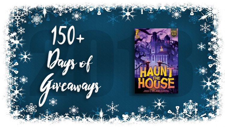 Haunt the House Game Giveaway