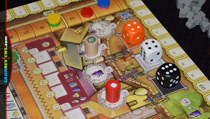 Diversity of options and expansions have allowed us to play Lorenzo il Magnifico from CMON multiple times without getting tired of it. - SahmReviews.com