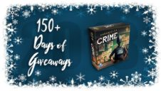 Chronicles of Crime Game Giveaway