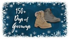 Lugz Men's or Women's Boots Giveaway